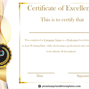 Certificate-of-Excellence-Template