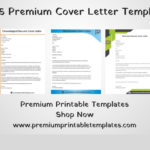 Top 5 Premium Cover Letter Templates
