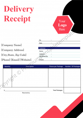 delivery receipt pdf