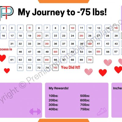 Weight Loss Tracker pdf