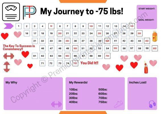 Weight Loss Tracker pdf